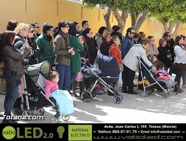 Procesión infantil Colegio Santiago - Semana Santa 2015 - 12
