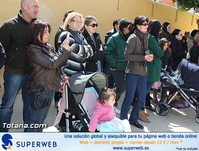 Procesión infantil Colegio Santiago - Semana Santa 2015 - 13