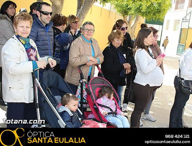 Procesión infantil Colegio Santiago - Semana Santa 2015 - 14