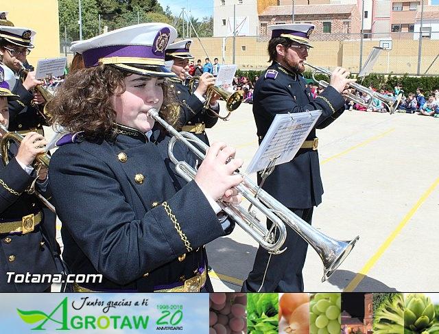 Procesión infantil Colegio Santiago - Semana Santa 2015 - 17