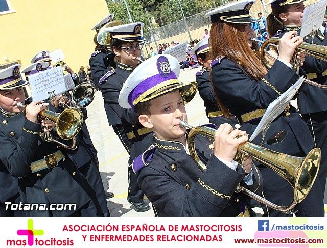 Procesión infantil Colegio Santiago - Semana Santa 2015 - 18