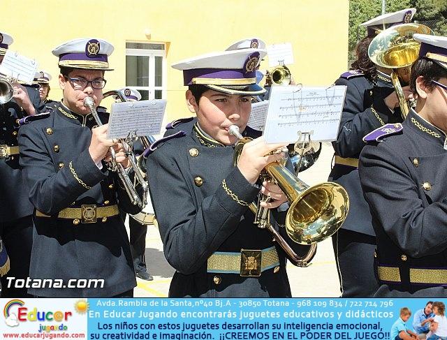Procesión infantil Colegio Santiago - Semana Santa 2015 - 19
