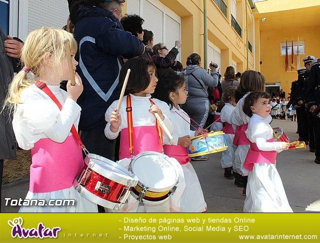 Procesión infantil Colegio Santiago - Semana Santa 2015 - 20