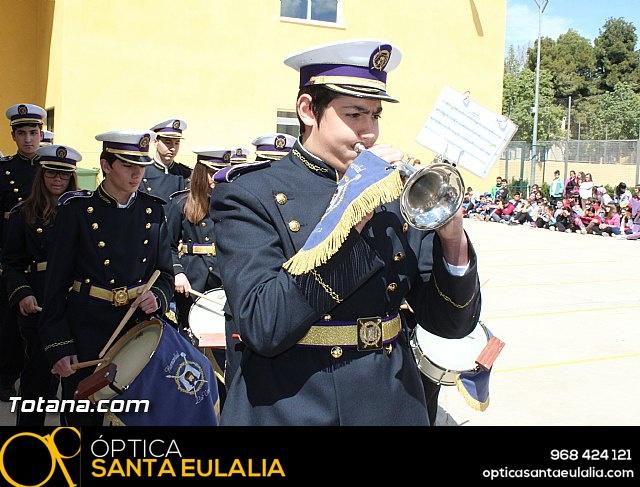 Procesión infantil Colegio Santiago - Semana Santa 2015 - 21