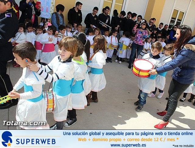 Procesión infantil Colegio Santiago - Semana Santa 2015 - 22