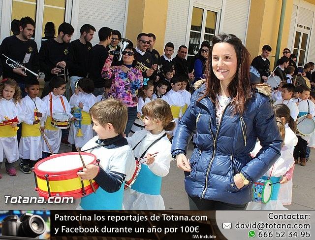 Procesión infantil Colegio Santiago - Semana Santa 2015 - 23