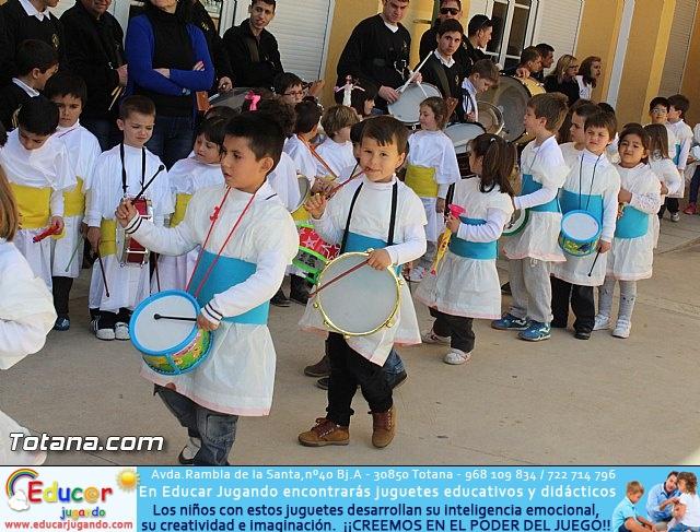 Procesión infantil Colegio Santiago - Semana Santa 2015 - 24