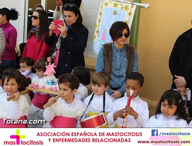 Procesión infantil Colegio Santiago - Semana Santa 2015 - 26