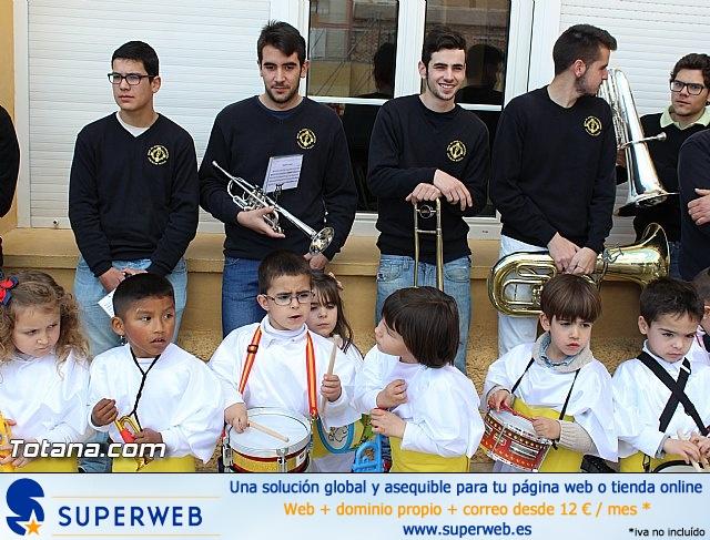 Procesión infantil Colegio Santiago - Semana Santa 2015 - 29