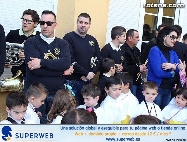 Procesión infantil Colegio Santiago - Semana Santa 2015 - 30