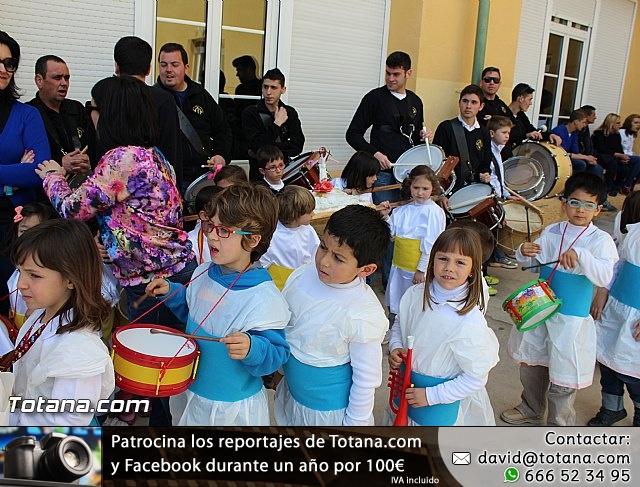 Procesión infantil Colegio Santiago - Semana Santa 2015 - 32