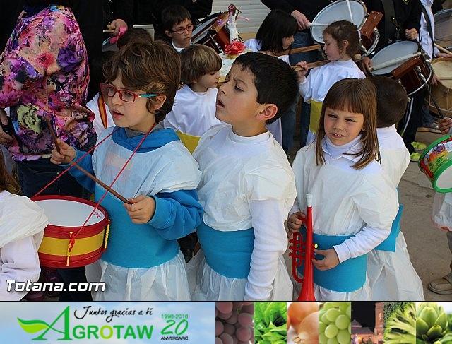 Procesión infantil Colegio Santiago - Semana Santa 2015 - 33