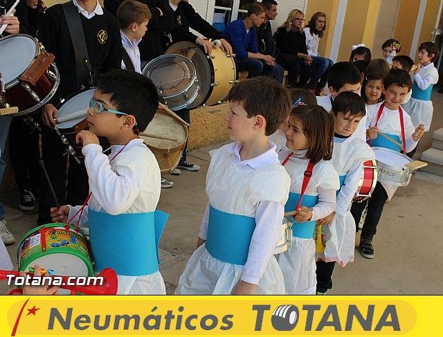 Procesión infantil Colegio Santiago - Semana Santa 2015 - 34