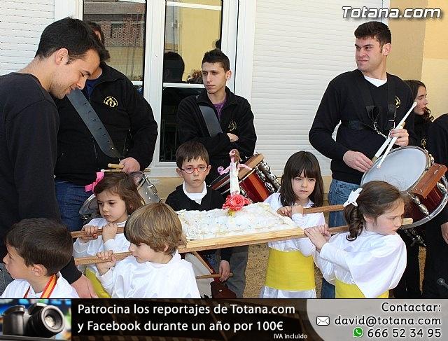 Procesión infantil Colegio Santiago - Semana Santa 2015 - 35