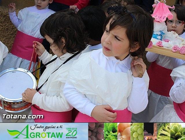 Procesión infantil Colegio Santiago - Semana Santa 2015 - 68