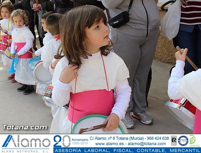 Procesión infantil Colegio Santiago - Semana Santa 2015 - 70