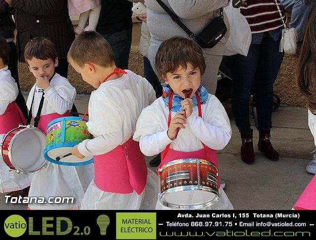 Procesión infantil Colegio Santiago - Semana Santa 2015 - 72