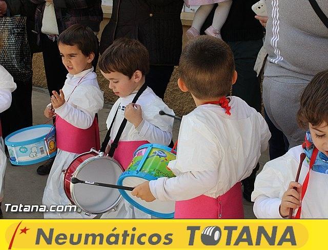 Procesión infantil Colegio Santiago - Semana Santa 2015 - 73