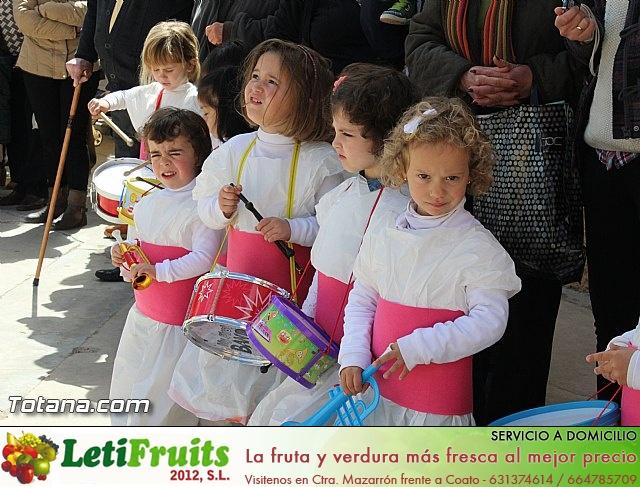 Procesión infantil Colegio Santiago - Semana Santa 2015 - 74