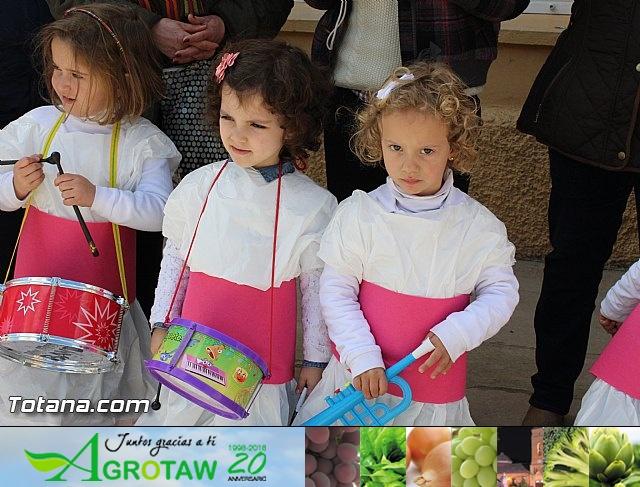 Procesión infantil Colegio Santiago - Semana Santa 2015 - 76