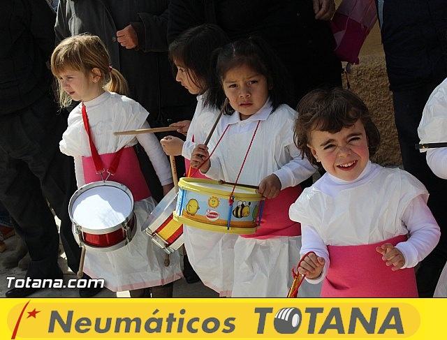 Procesión infantil Colegio Santiago - Semana Santa 2015 - 77