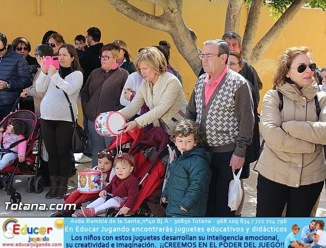Procesión infantil Colegio Santiago - Semana Santa 2015 - 80