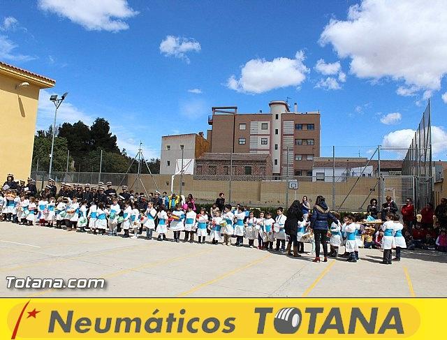 Procesión infantil Colegio Santiago - Semana Santa 2015 - 81