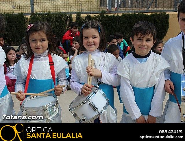 Procesión infantil Colegio Santiago - Semana Santa 2015 - 82