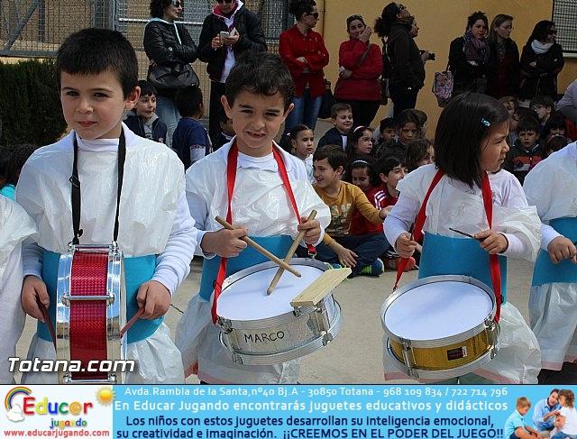 Procesión infantil Colegio Santiago - Semana Santa 2015 - 83