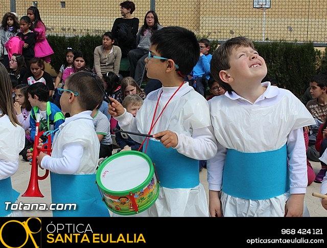 Procesión infantil Colegio Santiago - Semana Santa 2015 - 84