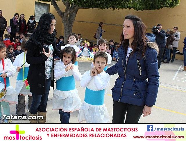 Procesión infantil Colegio Santiago - Semana Santa 2015 - 85