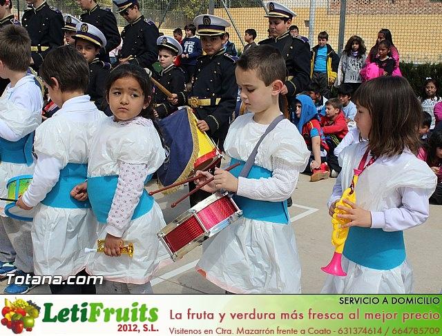 Procesión infantil Colegio Santiago - Semana Santa 2015 - 87