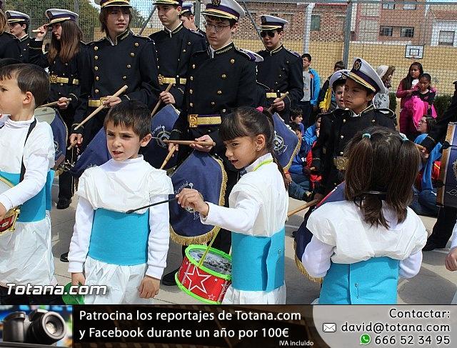 Procesión infantil Colegio Santiago - Semana Santa 2015 - 90