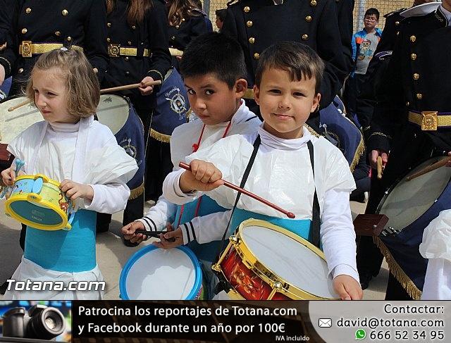 Procesión infantil Colegio Santiago - Semana Santa 2015 - 91