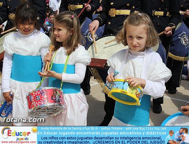 Procesión infantil Colegio Santiago - Semana Santa 2015 - 92