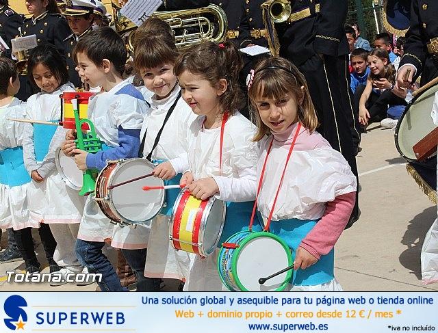 Procesión infantil Colegio Santiago - Semana Santa 2015 - 93