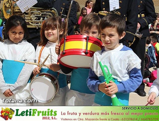 Procesión infantil Colegio Santiago - Semana Santa 2015 - 95