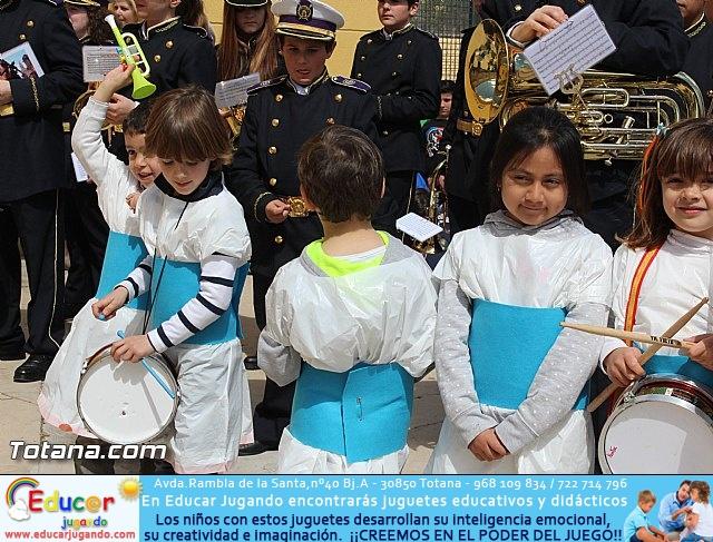 Procesión infantil Colegio Santiago - Semana Santa 2015 - 96