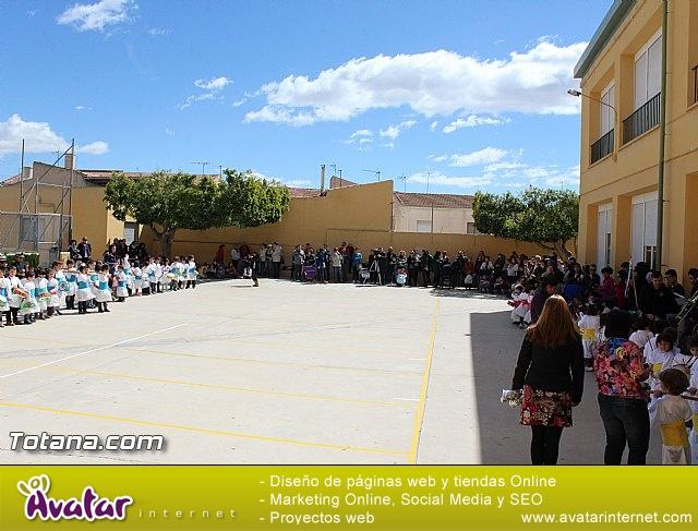 Procesión infantil Colegio Santiago - Semana Santa 2015 - 97