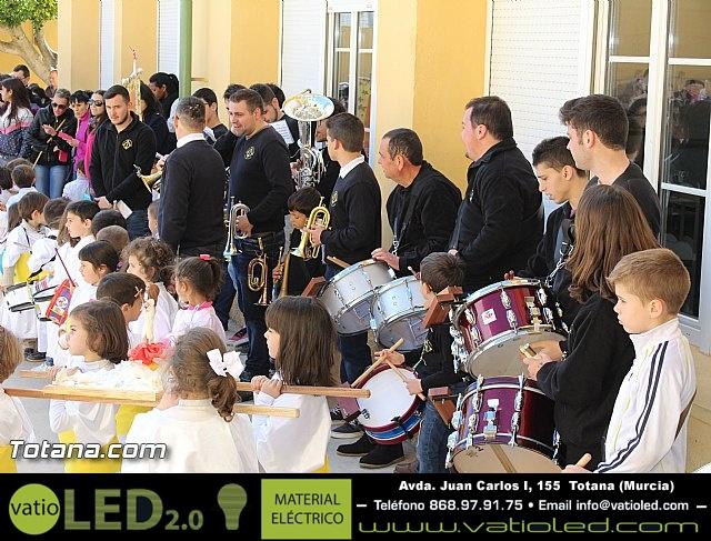 Procesión infantil Colegio Santiago - Semana Santa 2015 - 98