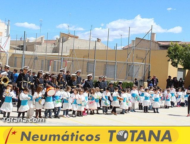 Procesión infantil Colegio Santiago - Semana Santa 2015 - 99