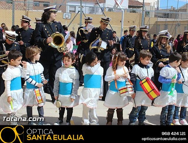 Procesión infantil Colegio Santiago - Semana Santa 2015 - 100
