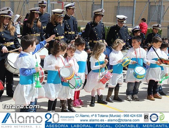Procesión infantil Colegio Santiago - Semana Santa 2015 - 101
