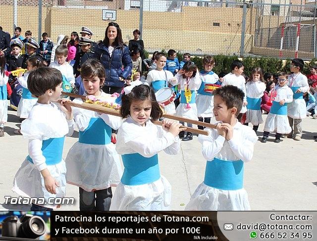 Procesión infantil Colegio Santiago - Semana Santa 2015 - 102