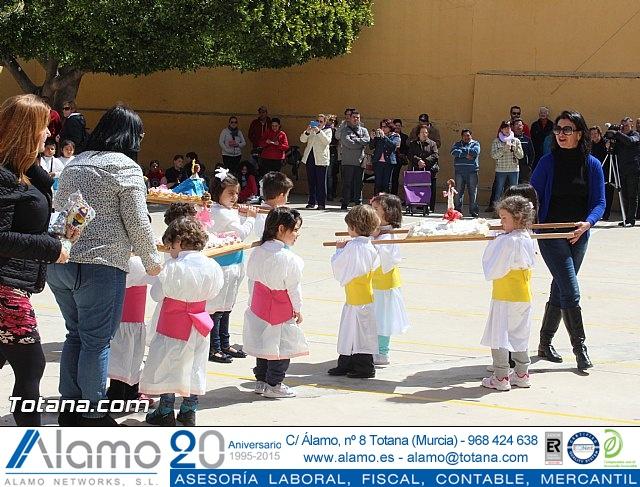 Procesión infantil Colegio Santiago - Semana Santa 2015 - 104