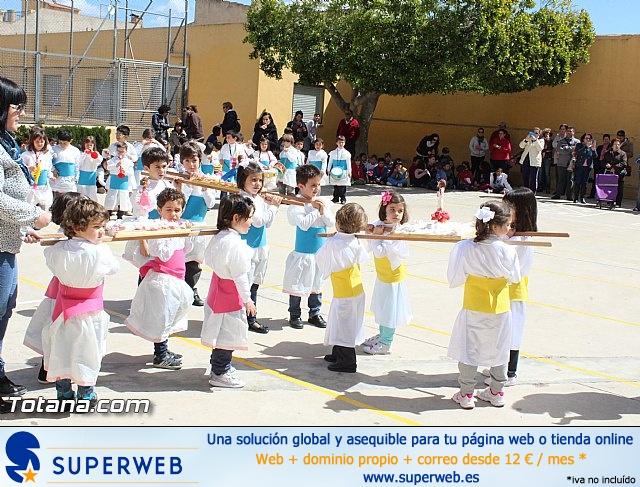 Procesión infantil Colegio Santiago - Semana Santa 2015 - 105