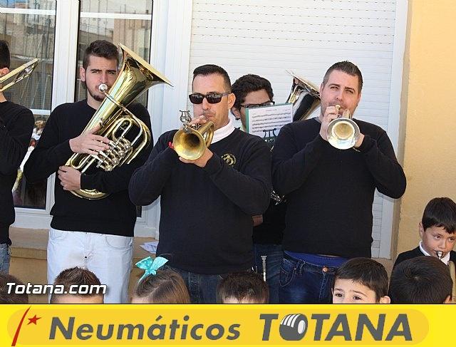 Procesión infantil Colegio Santiago - Semana Santa 2015 - 106