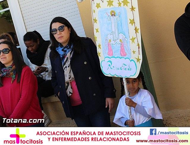 Procesión infantil Colegio Santiago - Semana Santa 2015 - 109
