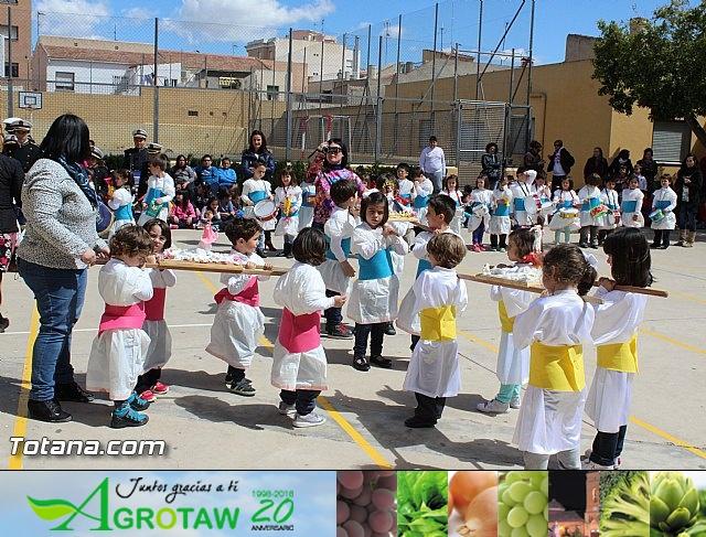 Procesión infantil Colegio Santiago - Semana Santa 2015 - 110