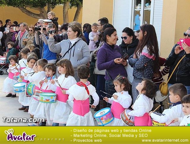 Procesión infantil Colegio Santiago - Semana Santa 2015 - 113